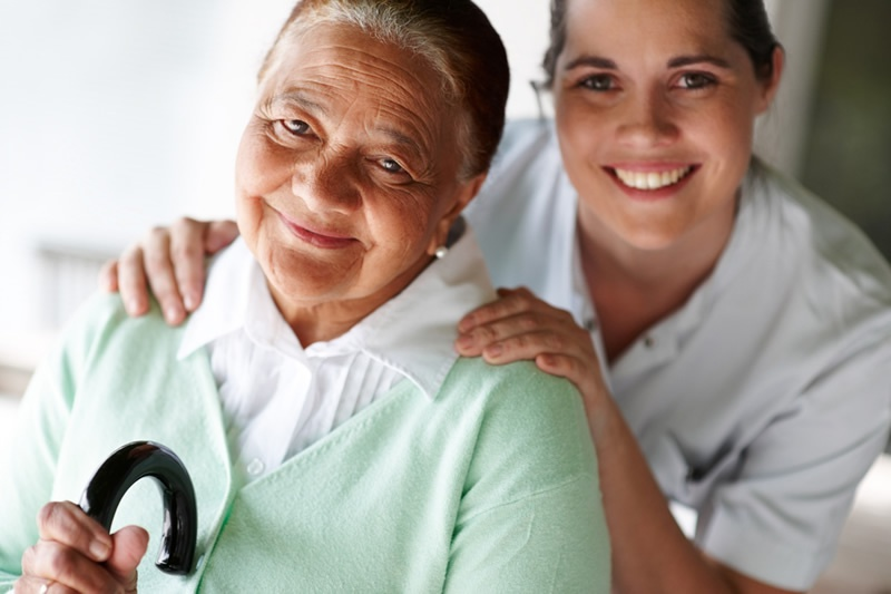 Reaching Elderly Patients at Home