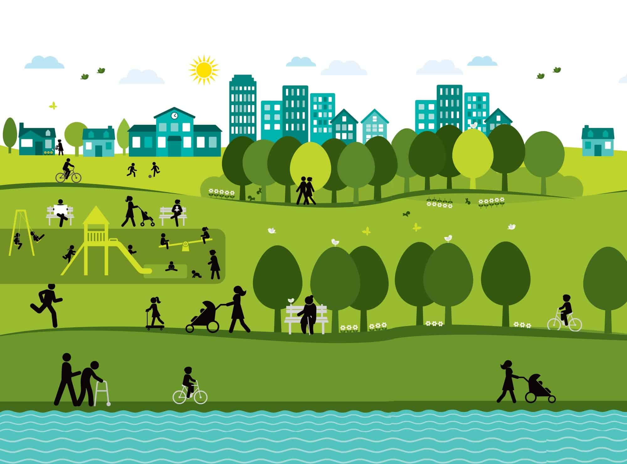 A Closer Look at the Social Determinants That Impact the Health of a Community
