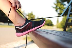 Workout shoe